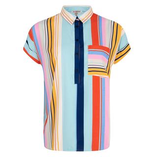 Gestreepte blouse 16225