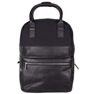 Zwarte backpack Rocket