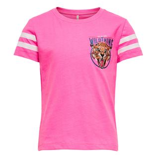 Roze t-shirt Lovina