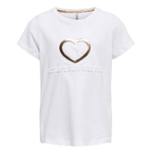 Wit t-shirt Suvi