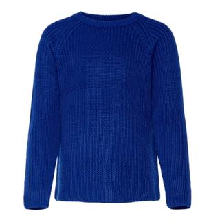 Blauwe pullover Bree