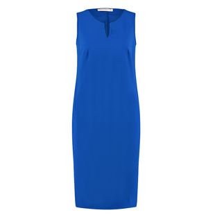 Kobaltblauwe jurk Simplicity SL