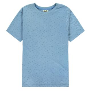 Lichtblauw t-shirt Micro