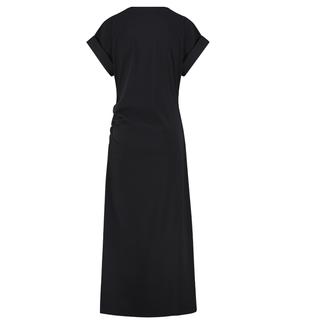 Zwarte jurk Estafania