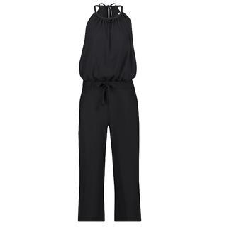 Zwarte jumpsuit Upama