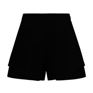 Zwarte short Scotty