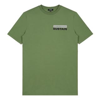 Groen t-shirt Cybernetic