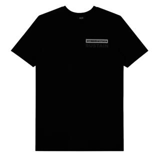 Zwart t-shirt Cybernetic