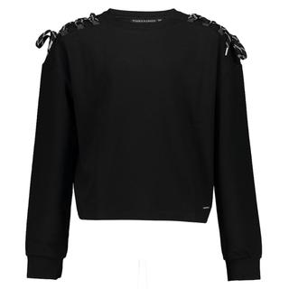 Zwarte sweater Lori
