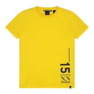 Geel t-shirt Livian