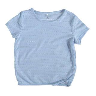 Blauw t-shirt Inmaia