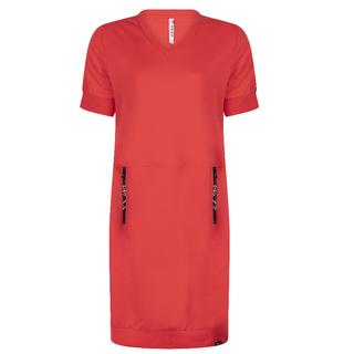 Rode jurk Jane