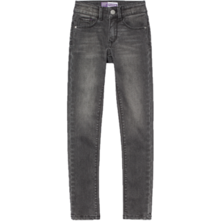 Donkergrijze jeans Chelsea