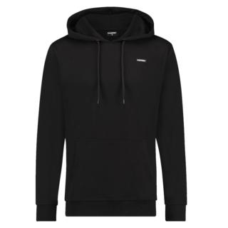 Zwarte hoodie Napels