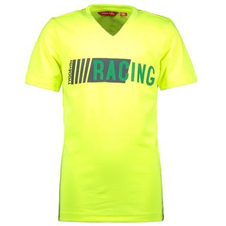 Geel t-shirt Racing 6428