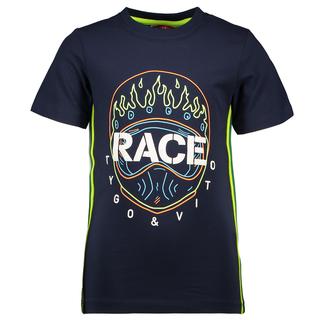 Blauw t-shirt Race 6426