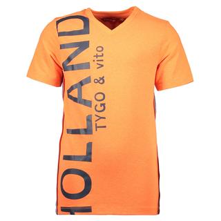 Oranje t-shirt Holland 6442