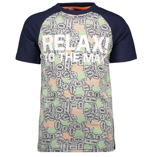 Grijs t-shirt Relax to the Max