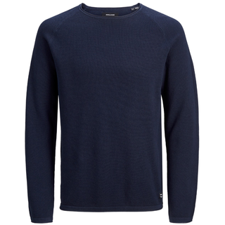 Donkerblauwe trui Ehill