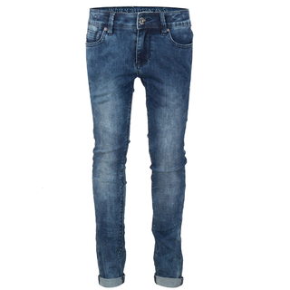 Donkerblauwe jeans Andy Flex