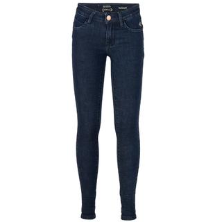 Donkerblauwe jeans Jill Flex