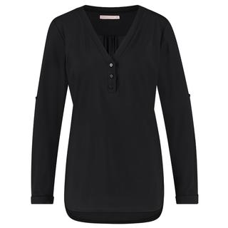 Zwarte blouse Evi