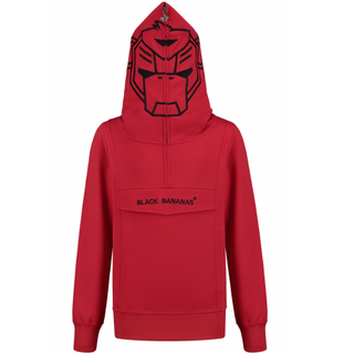 Rode hoodie Incognito