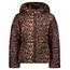 Like Flo Bruin geprinte jacket 5230