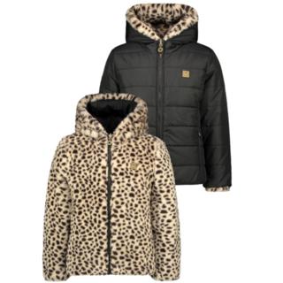 Zwart geprinte jacket 5250