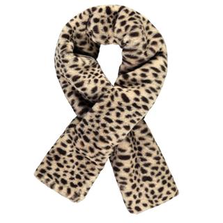 Bruine fur sjaal 5901
