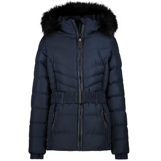 Donkerblauwe jacket Mirari