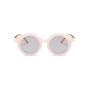 Roze zonnebril PI