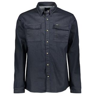Blauw shirt Masmore