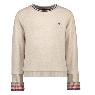 Beige metallic sweater 5320