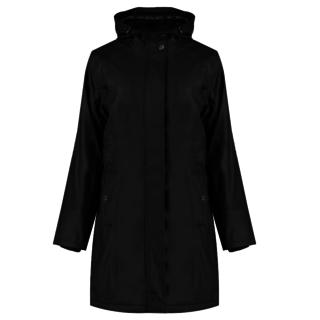 Zwarte jacket Rain