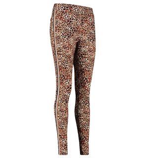 Brique geprinte broek Flo Animal