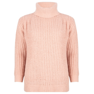 Roze sweater col 02520
