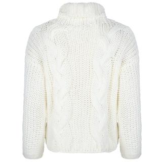 Witte sweater boxy 02509