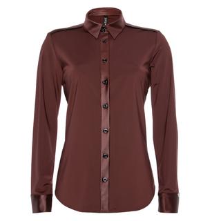 Bruine blouse 129