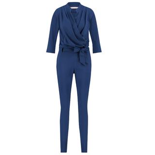 Blauwe jumpsuit Marian