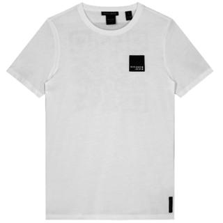 Wit t-shirt Marnix