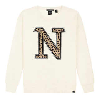 Witte sweater Poloma