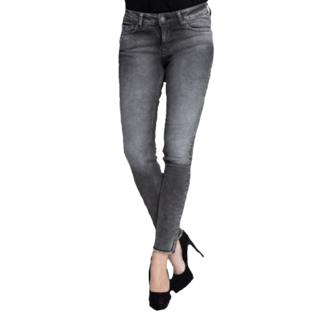 Grijze jeans Daffy W9366
