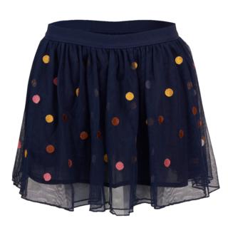 Donkerblauwe rok Esmee