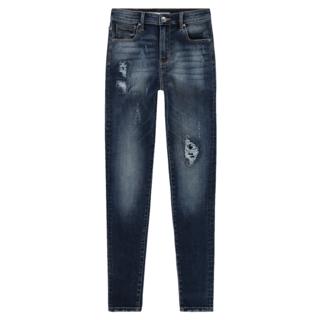 Vintage Blue jeans Blossom