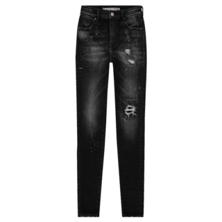 Vintage Black jeans Blossom