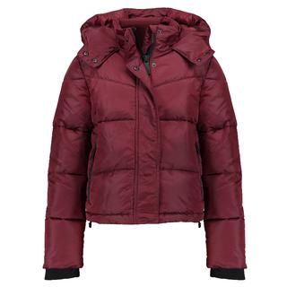 Rode coat Preppy Puffer