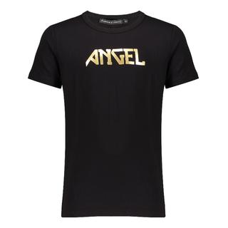 Zwart t-shirt Polly