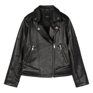 Zwarte jacket Macy