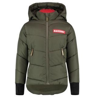 Groene jacket Georgia